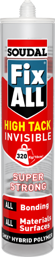 Fixall High Tack Invisible